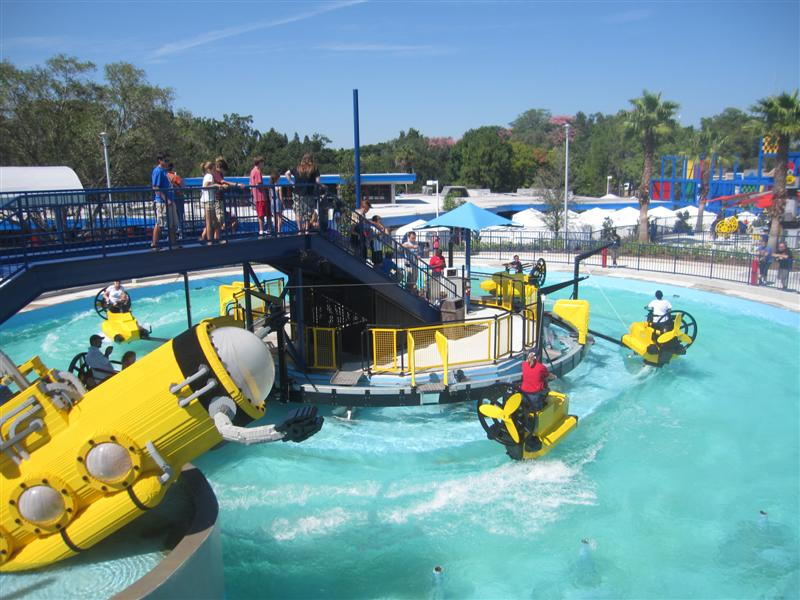 Aqua Zone Wave Racers