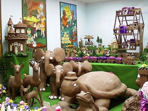 Daffin's Chocolate Kingdom. Photo credit: Pittsburgh Post-Gazette