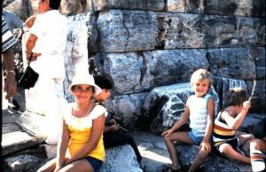 Ephesus resting