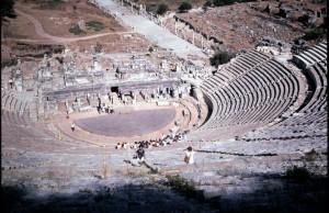 Ephesus Coliseum