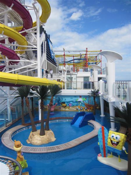 Toddler Area Splash Pad On Getaway Page 2 Cruise