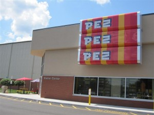 PEZ Visitor Center