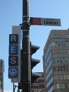 RESO sign