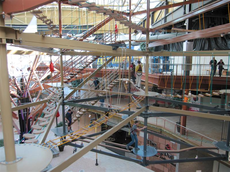 Canyon Climb Worlds Largest Suspended Indoor Ropes Challenge – Destiny Usa Mall Floor Plan