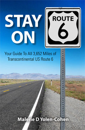 Stay on Route 6