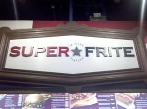 Super Frite.Gare Central