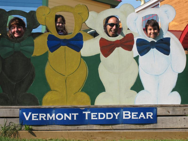 Vermont Teddy Bear Company
