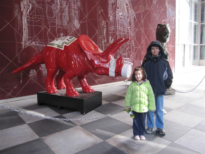 Ketchupsaurus