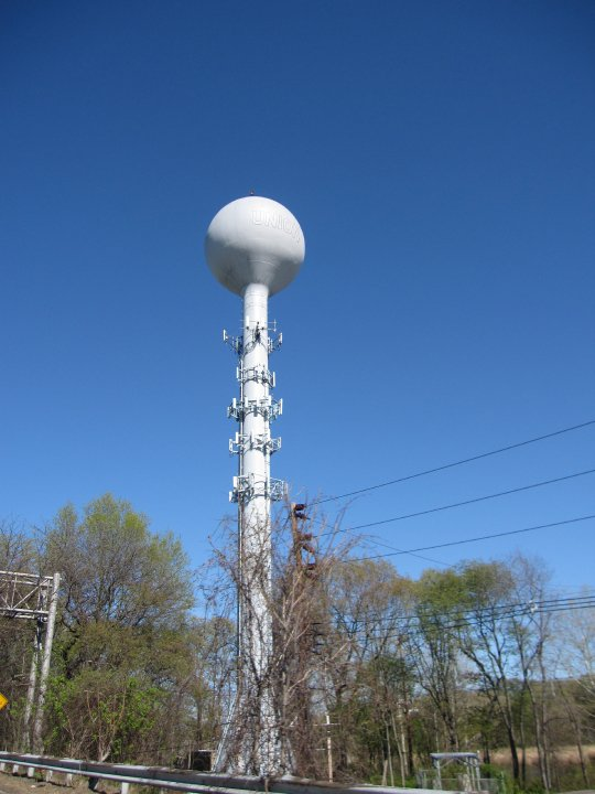 Union Is Home To The World S Tallest Water Tower