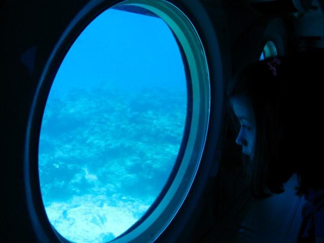 submarine cozumel