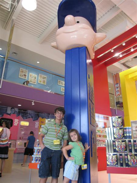 Worlds Largest PEZ Dispenser 