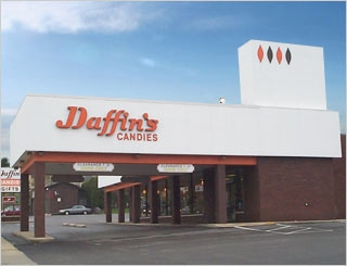 daffins candy store